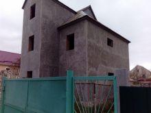 Продается дом 80% готовности в центре с. Межводное
