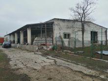 Производственно – складское строение в с. Ромашкино.