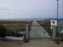 Двухэтажный эллинг с мансардой 60 кв.м., на берегу моря