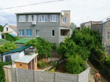 Дачный дом в кооперативе Ветеран, рядом с селом Штормовое.