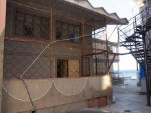 Капитальный дачный дом на берегу морского залива Донузлав