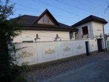 Новое домовладение в центре города Саки